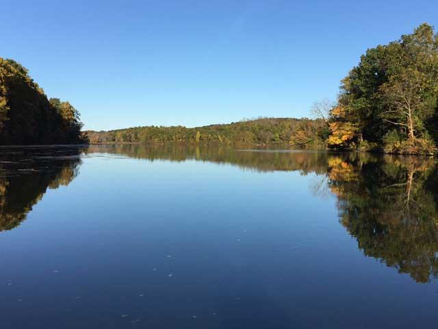 Paulinskill Lake