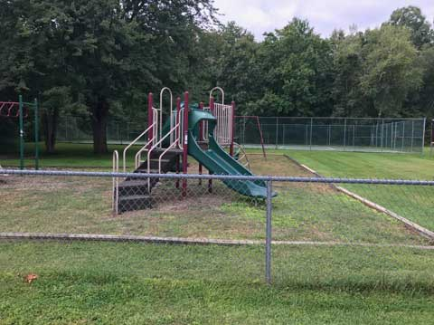 Playground at Stillwater Park NJ