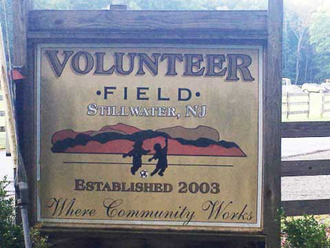 Volunteer Field Stillwater